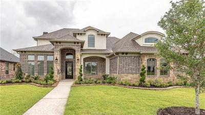 College Station Single Family Home For Sale: 1241 Quarry Oak Drive