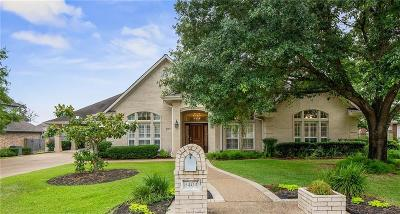 Brazos County Single Family Home For Sale: 8404 Spring Creek