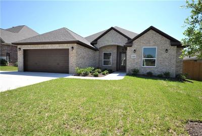 Bryan Single Family Home For Sale: 3205 Ashville Path