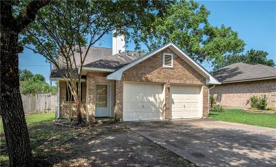 Single Family Home For Sale: 4020 Windfree Drive