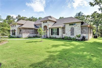College Station Single Family Home For Sale: 5264 Canvasback Cove