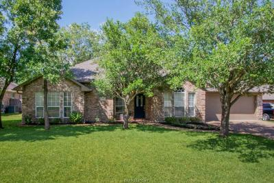 Bryan Single Family Home For Sale: 4756 Tiffany Park Circle