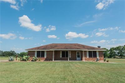 Bryan Single Family Home For Sale: 4256 Vintage Hills Drive