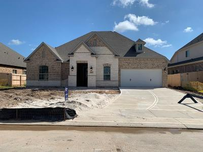 College Station Single Family Home For Sale: 4407 Egremont Place