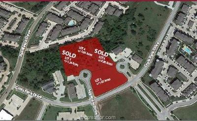 Bryan Residential Lots & Land For Sale: 3850 Sagebriar Drive