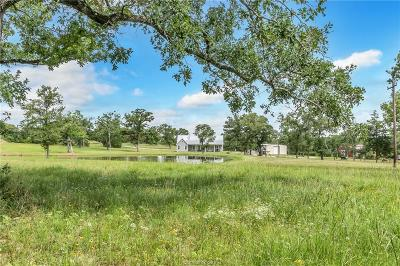 Navasota Single Family Home For Sale: 900 Harlan Road