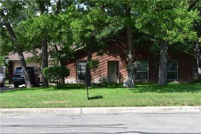 College Station Single Family Home For Sale: 1117 Berkeley Street