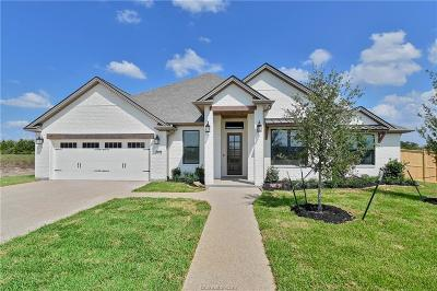 Bryan Single Family Home For Sale: 5035 Greenstone Way