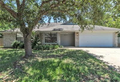 College Station Single Family Home Contingency Contract: 3204 Callie