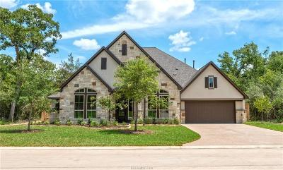 College Station Single Family Home For Sale: 3641 Anderson Arbor Court