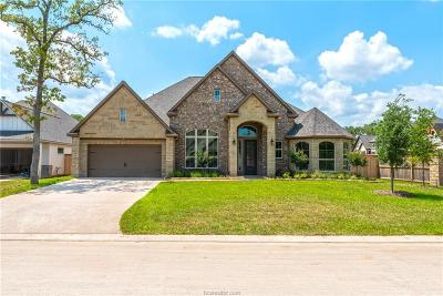 College Station Single Family Home For Sale: 3640 Anderson Arbor Court
