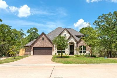 College Station Single Family Home For Sale: 1775 Blanco Bend Drive