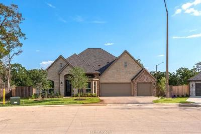 College Station Single Family Home For Sale: 1713 Blanco Bend Drive