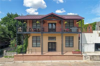 Navasota Single Family Home For Sale: 114 North Tenth Street