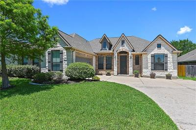 College Station Single Family Home For Sale: 2431 Newark Circle