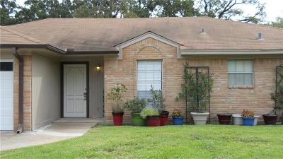 College Station TX Rental For Rent: $1,395
