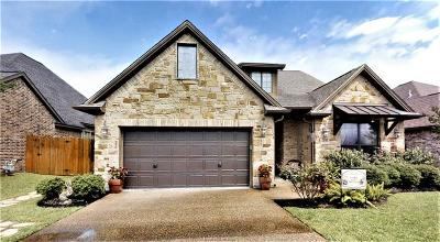 College Station Single Family Home For Sale: 4209 Rocky Creek