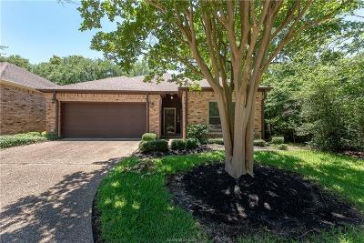 College Station Single Family Home For Sale: 9308 Essex Green