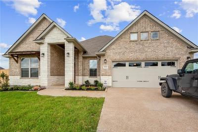 Bryan Single Family Home For Sale: 5121 Maroon Creek