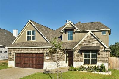 College Station Single Family Home For Sale: 4073 Crestmont Drive