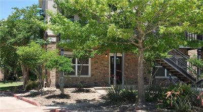 College Station Condo/Townhouse For Sale: 1725 Harvey Mitchell Parkway S #1511