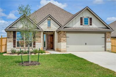 Bryan Single Family Home For Sale: 5127 Maroon Creek Drive