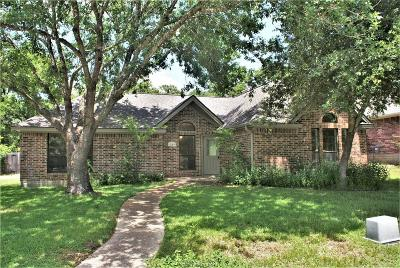 Bryan Single Family Home For Sale: 2809 Bishops Gate