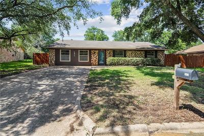 Single Family Home For Sale: 1411 Austin
