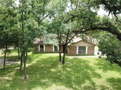 Single Family Home For Sale: 1613 South Oaks Drive