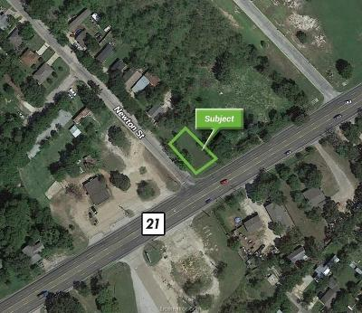 bryan Residential Lots & Land For Sale: 1500 Newton Street