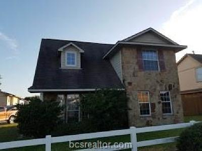 College Station Multi Family Home For Sale: 513&518 Camp Court