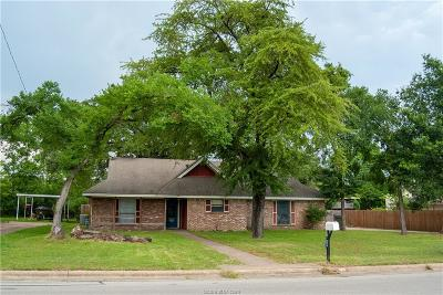 Bryan Single Family Home For Sale: 4029 Green Valley Drive