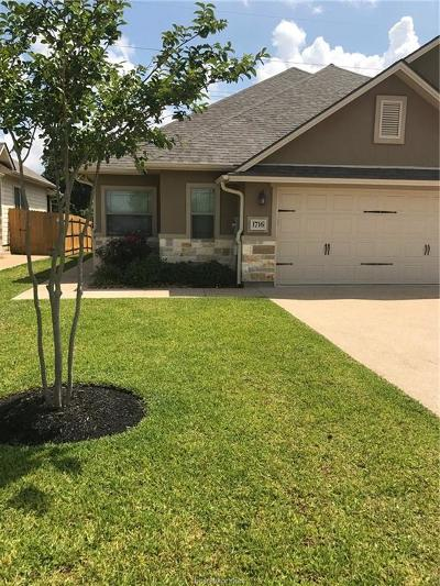 College Station TX Rental For Rent: $1,825
