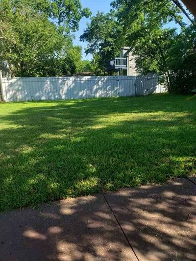 Brazos County Residential Lots & Land For Sale: 810 South Ennis Street