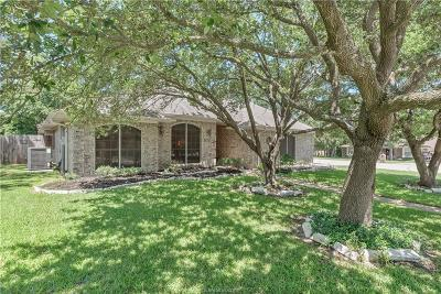 Bryan Single Family Home For Sale: 3900 Cheshire Court