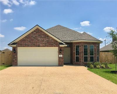 College Station Single Family Home For Sale: 1010 Dove Chase Lane