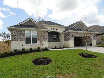 College Station Single Family Home For Sale: 4014 High Creek