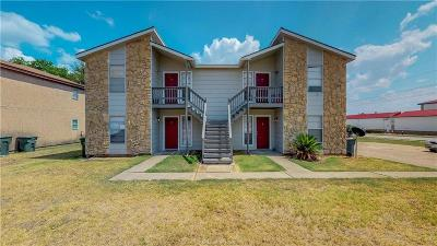 Brazos County Multi Family Home For Sale: 2900 Prairie Flower