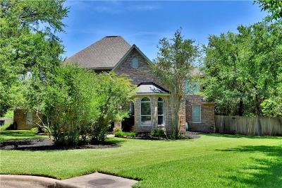 College Station Single Family Home For Sale: 1403 Sussex Drive