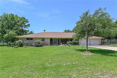 Bryan Single Family Home For Sale: 5946 Steep Hollow Circle
