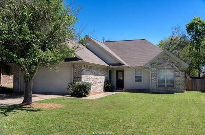 College Station Single Family Home For Sale: 1002 Bayou Woods Drive