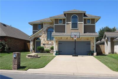 College Station Single Family Home For Sale: 3812 Night Rain Drive