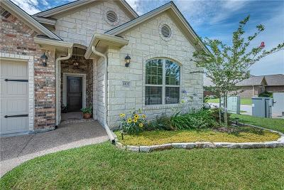 Brazos County Single Family Home For Sale: 4100 Shallow Creek Loop