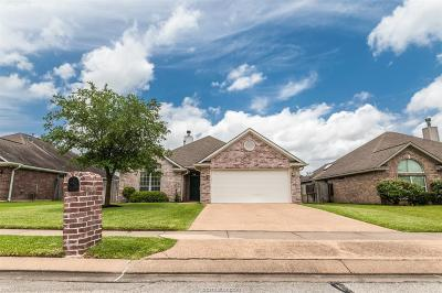 Brazos County Single Family Home For Sale: 103 Rugen Lane