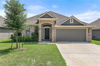 College Station Single Family Home For Sale: 15303 Carriker Court