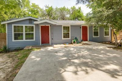 Bryan Single Family Home For Sale: 1416 Conroy Street