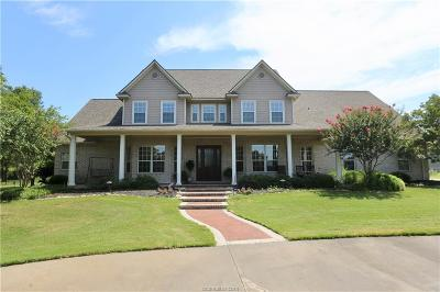 College Station Single Family Home For Sale: 11575 Golden Mist