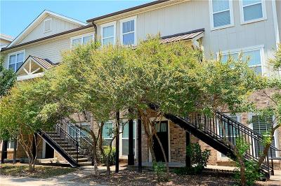 College Station Condo/Townhouse For Sale: 1725 Harvey Mitchell #1614