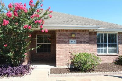College Station Rental For Rent: 943 Willow Pond