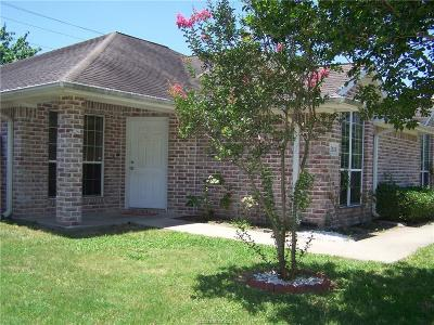 College Station Rental For Rent: 3602 Hollyhock Street